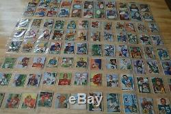 1950-53 Bowman Football Card Collection! Overall Vg Condition! Must See