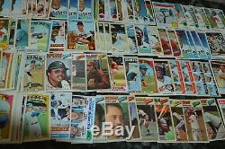 1960's-1982 VINTAGE BASEBALL CARD COLLECTION! OVERALL EX-NM! MUST SEE