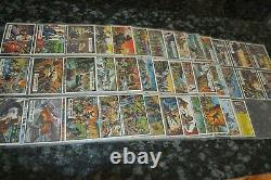 1962 Topps CIVIL War Card Set! Nm-mint Condition! 88 Cards Total! Must See