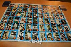 1977 Original Star Wars Topps Series 1 Wrapper Redemption Poster! Must See