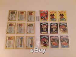 1985 Garbage Pail Kids 1st Series 1 USA OS1 Complete Set 82/82 Matte Must SEE