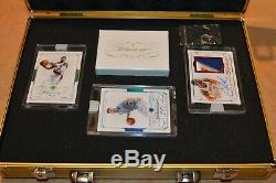 2014-15 Panini Flawless Basketball Card Collection In A Gold Case! Must See