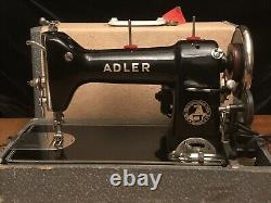 ADLER 87 Sewing Machine In Excellent Original Condition Must See
