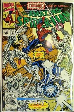 Amazing Spider-Man #361 1st prt 359,360,362 & 363 1st App of Carnage MUST SEE