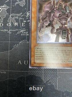 Ancient Gear Golem TLM-EN006 Ultimate Rare 1st Edition YuGiOh NM MUST SEE