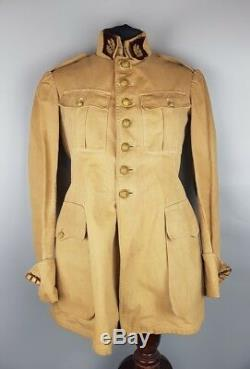 Authentic WW2 French Medical Officers M36 Tunic Uniform Jacket SCARCE MUST SEE