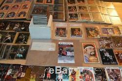 Awesome Basketball Card Collection! Must See