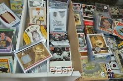 Awesome Sports Card Collection! Gu, Auto, Star, Rc, Hof, Insert, Etc! Must See