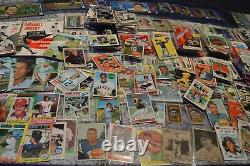 Awesome Sports Card Collection! Must See