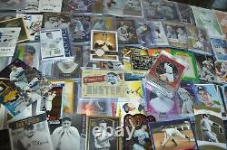 Awesome Yankee Card Collection! Must See! Lou Gehrig, Babe Ruth, Maris, Etc