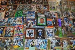 Barry Sanders Football Card Collection! 163 Cards Total! Must See