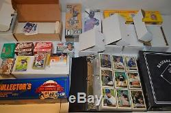 Baseball Card Set Collection! 20 Sets Total! Must See