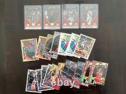 Basketball Collection 500+ Card Lot With Autos And Michael Jordan. Must See/Read