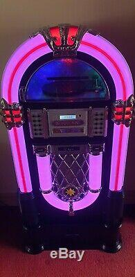 Beatfoxx Jukebox Machine GA-40LP Golden Age-LP Used once, must see