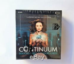 Box of Rare ARCHIVES SAMPLE Continuum Cards Sealed Sealed Season 1 & 2 Must See