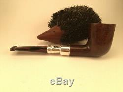 DUNHILL Chestnut 3105 (1994) Silver Spigot MINT PIPE RARE MUST SEE