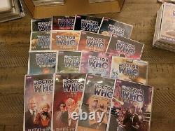Doctor Who DVD Collection MEGA COLLECTION, OOP, MOVIES/SERIES/SPECIALS MUST SEE