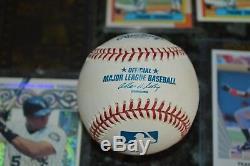 Frank Thomas Baseball Card & Signed Baseball Collection! Must See