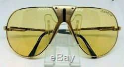 Genuine Vintage Carrera Sunglasses The Boeing Collection 5701 Size S MUST SEE