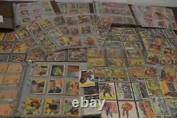 HUGE NON SPORTS VINTAGE CARD COLLECTION! 1930'S-1960's! OVER 500 CARDS MUST SEE