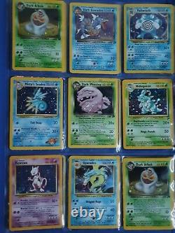 HUGE Pokemon Bundle 80+ Holos, Shadowless, 1st editions and more! MUST SEE