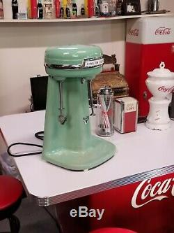 Hamilton beach Jadiete 40 dm milkshake malt mixer MUST SEE PICS/descr. RESTORED