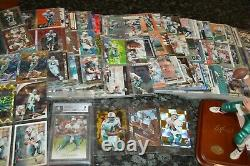 High Dollar Dan Marino Football Card Collection! Over 580 Cards! Must See