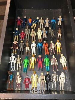 Huge Vintage Kenner Star Wars Figure ONLY Lot of 100+ Must See