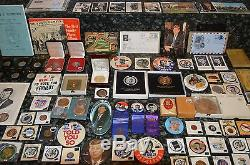 Incredible Jfk Collection! Must See! Very Rare