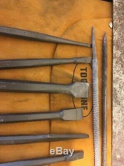 JOBLOT OF STONEMASONS TOOLS MUST SEE! Chisels