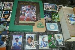 Ken Griffey Jr. Card Collection! Must See