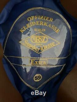 Kriegsmarine U Boat Captains Cap WW 2 Museum Quality Reproduction MUST SEE