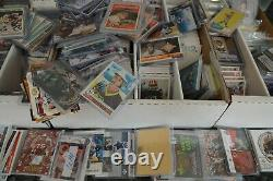Large Sports Card Collection! 1959 Mickey Mantle, Etc! Must See