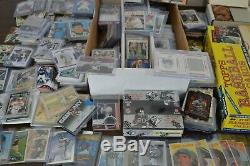 Large Sports Card Collection! Around 4,000 Cards! Must See! Mantle