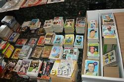 Large Sports Card & Inventory Collection! 1955 Jackie Robinson! Must See