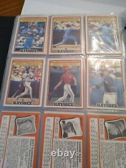 Large Vintage Sports Card Collection 70s Through 90 Must See