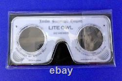 Lite OWL Stereoscope 3D print viewer by Brian May Must see