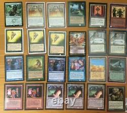 MTG Collection Magic the Gathering Legends, Dark, Staples, Must See