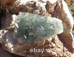 MUST-HAVE AAA+++ Fluorite Mineral Specimen, U. S. Veteran Seller (SEE PICTURES!)
