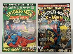 Marvel Team-Up 1-149 complete 95, 141 plus annual 1-3 must see pics