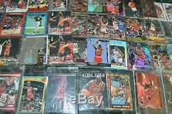 Michael Jordan Basketball Card Collection! Inserts, Etc! Must See