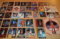 Michael Jordan Card & Insert Card Collection! 39 Cards Total! Must See
