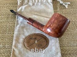 Mint! Amorelli Busbee, 2 Stars Grade, Pot Shape Pipe, Must See