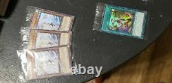Must See! Huge Yugioh Cards Collection Graded / Sealed Cards + Lots Of Rare