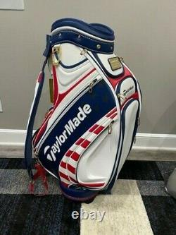 NEW TaylorMade US Open Major Collection Staff Bag (2017) MUST SEE- SOLD OUT