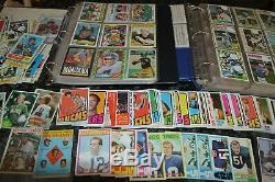 NICE 1960's-80's BASEBALL, BASKETBALL & FOOTBALL CARD COLLECTION! MUST SEE