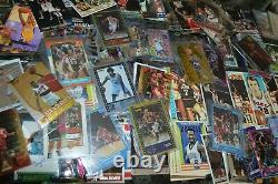 NICE BASKETBALL CARD COLLECTION! MUST SEE! Steph Curry Gold Card #6/10