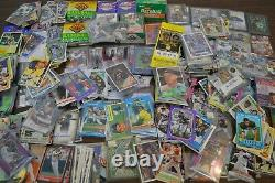 NICE SPORTS CARD COLLECTION! 1950's-2000's! MUST SEE! Mickey Mantle