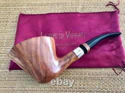 New Old Stock! Huge Viprati Pipe, 5 Clovers Grade, Must See