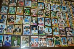 Nice Baseball Rookie Card Collection! Must See! Derek Jeter Rookie, Etc
